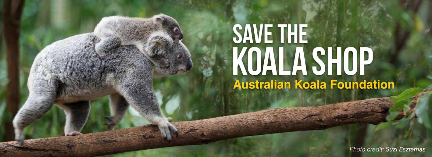 Save the Koala Shop - australian made koala gifts